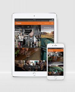 Punch Taverns homepage